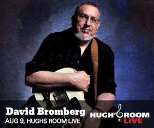 Hugh's Room - 8/10/2018