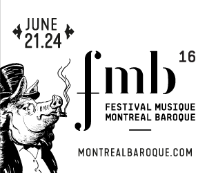 Montreal Baroque Festival - 6/25/2018
