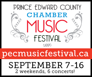 Prince Edward County Chamber Music Festival - 9/7/2018