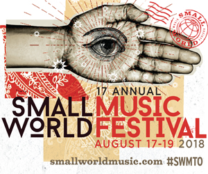Small World Music Festival - 8/31/2018