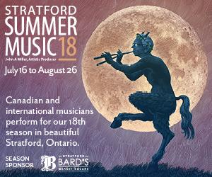 Stratford Summer Music - 8/13/2018
