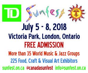TD Sunfest - 7/9/2018
