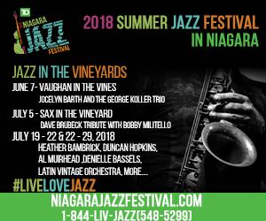 TD Niagara Jazz Festival - 7/30/2018