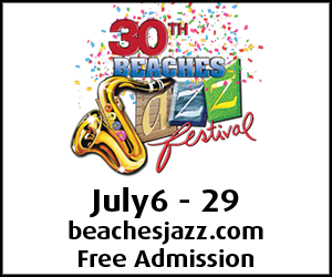 Beaches Intl Jazz Festival - 7/30/2018