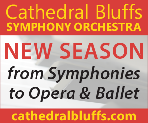 Cathedral Bluffs Symphony Orchestra - 11/7/2018