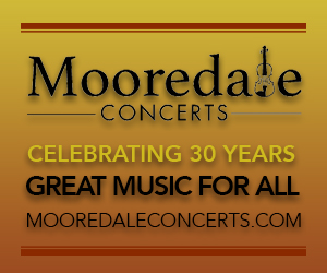 Mooredale Concerts - 10/1/2018