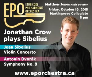 Etobicoke Philharmonic - 10/20/2018