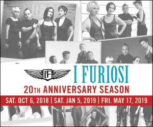 I FURIOSI - 11/7/2018