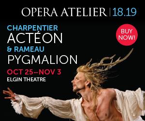 Opera Atelier - 11/4/2018