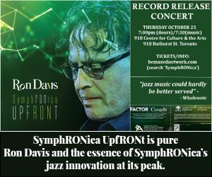 Ron Davis' SymphRONica - 10/26/2018