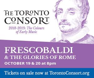 Toronto Consort 2 - 10/21/2018