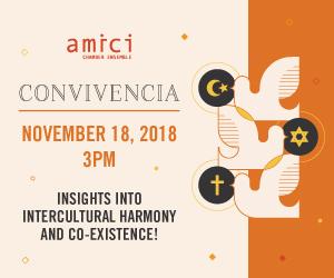 Amici Chamber Ensemble - 11/19/2018