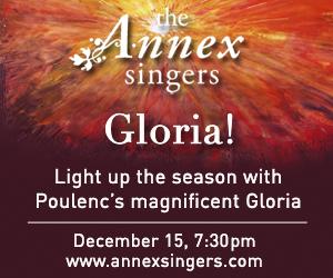 Annex Singers - 12/16/2018