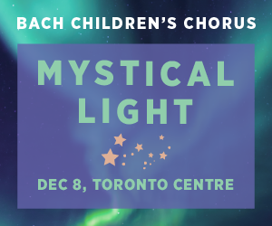 Bach Children's Chorus - 12/9/2018