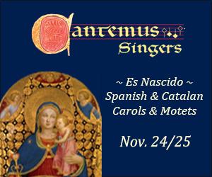 Cantemus Singers - 11/26/2018