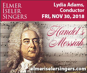 Elmer Iseler Singers - 12/1/2018