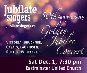 Jubilate Singers - 12/3/2018