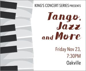 King's Concert Series - 11/24/2018