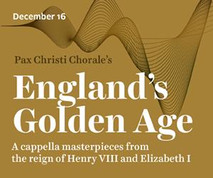 Pax Christi Chorale - 12/17/2018