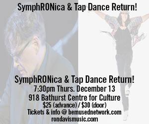 Ron Davis' SymphRONica - 12/14/2018