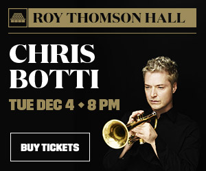 Roy Thomson Hall 2 - 12/14/2018