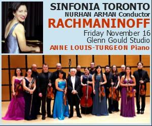 Sinfonia Toronto - 11/17/2016
