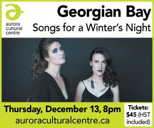 Aurora Cultural Centre #1 - 12/14/2018