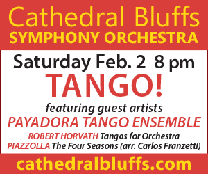 Cathedral Bluffs Symphony Orchestra - 2/3/2019