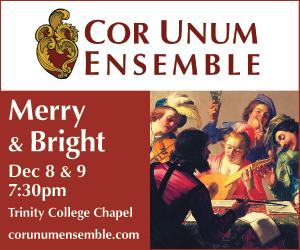 Cor Unum Ensemble - 12/10/2018