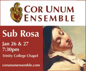 Cor Unum Ensemble - 1/28/2019