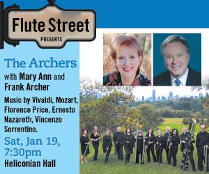 Flute Street - 1/20/2019