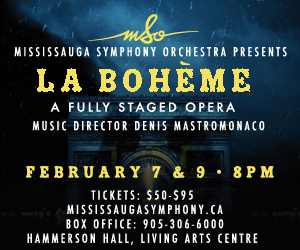 Mississauga Symphony - 2/10/2019