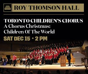 Roy Thomson Hall - 12/16/2018