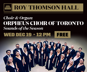 Roy Thomson Hall - 12/20/2018