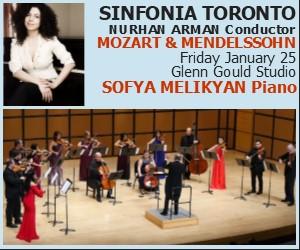 Sinfonia Toronto - 1/26/2019