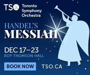 Toronto Symphony Orchestra - 12/24/2018
