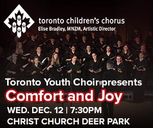 Toronto Children's Chorus - 12/13/2018