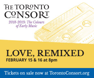 Toronto Consort - 2/7/2019