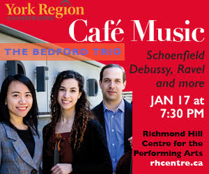 York Region Chamber Music - 1/18/2019