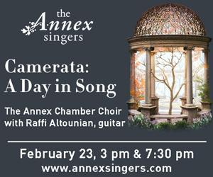 Annex Singers - 2/24/2019