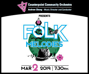 Counterpoint Community Orchestra - 3/3/2019