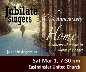 Jubilate Singers - 3/3/2019