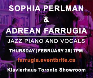 Klavierhaus Toronto - 3/1/2019