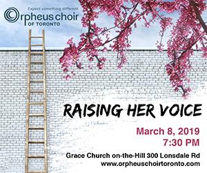 Orpheus Choir of Toronto - 3/9/2019