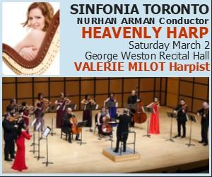 Sinfonia Toronto - 3/3/2019