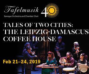 Tafelmusik Baroque Orchestra #4B - 2/25/2019