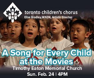 Toronto Children's Chorus - 2/25/2019