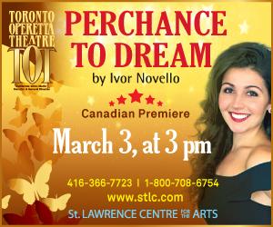 Toronto Operetta Theatre - 3/4/2019