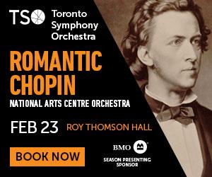 Toronto Symphony Orchestra #3 - 2/24/2019