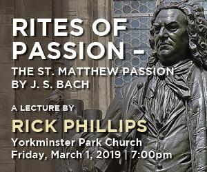 Yorkminster Park Baptist Church - 3/2/2019
